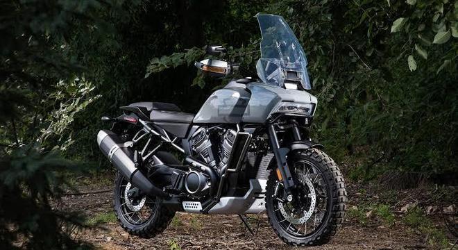 Harley Pan America quer ser a moto crossover da marca