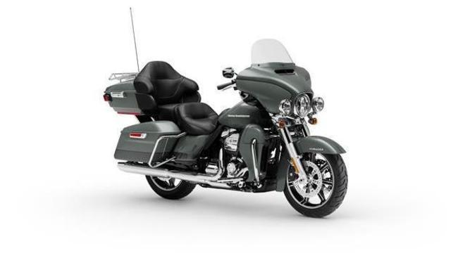 A premiada touring da Harley-Davidson com desconto durante o mês de fevereiro