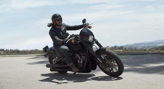 A segurança na pilotagem deve ser sempre a principal preocupação de todo motociclista e é um tema abordado constantemente pela Harley-Davidson do Brasil. H-D Low Rider S