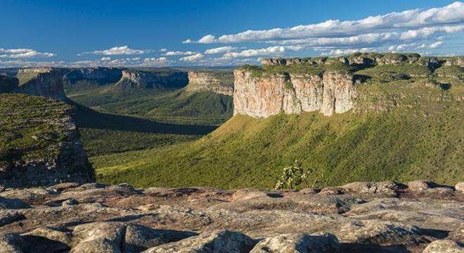 Parque Nacional Chapada Diamantina, no estado da Bahia