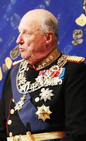 Harald V ocupa o cargo desde 1991