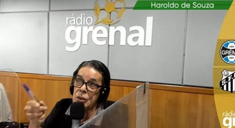 Haroldo de Souza se 'desculpou' no twitter. Mas diretoria santista levará o caso à justiça
