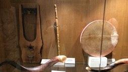 No centro da cidade, museu em Jerusalém conta a história de Israel pela música ()