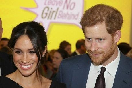 O príncipe Harry e sua noiva, a atriz Meghan Markle, estão na lista de personalidades mais influentes de 2018