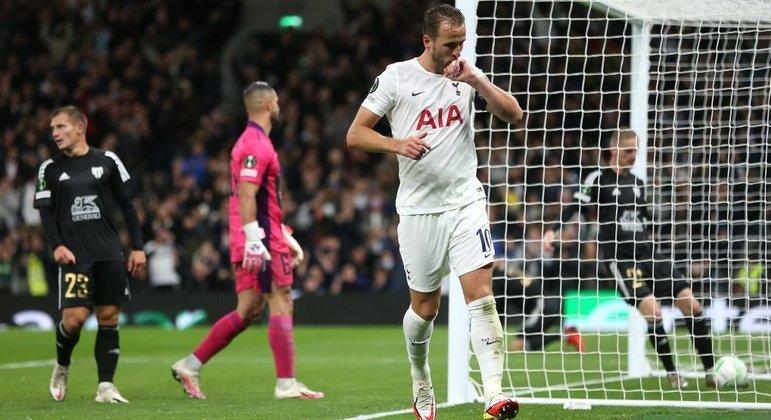 Harry Kane, do Tottenham