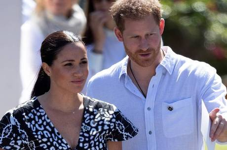Harry e Meghan declararam apoio a movimento antirracista