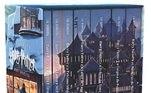 Em 8 de maio de 2012, a loja online Pottermore vendeu mais de 4 milhões de dólares só no primeiro mês de operação. O site de propriedade de J. K. Rowling foi fechado em 2019 e substituído pelo endereço wizardingworld.com. Já a Pottermore Publishing continua sendo a editora das versões eletrônicas dos livros de Harry Potter