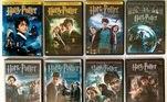 Todos os filmes de Harry Potter entraram na lista das 50 maiores bilheterias de todos os tempos