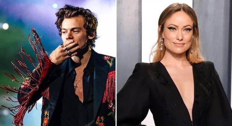 Harry Styles e Olivia Wilde estariam namorando, segundo jornal
