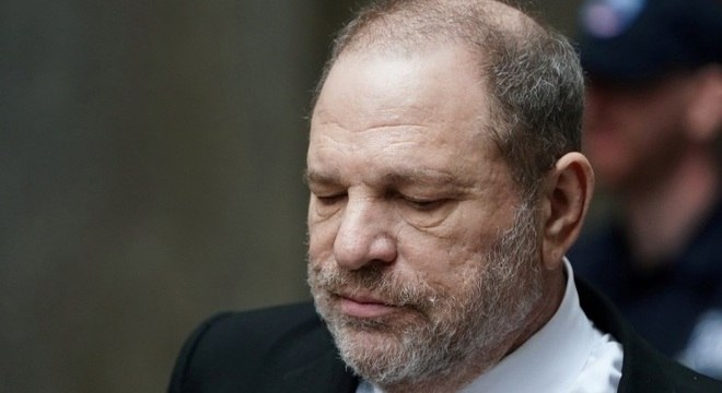 O produtor Harvey Weinstein foi denunciado por assédios sexuais