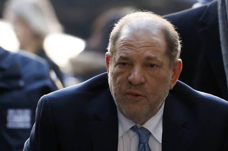 Harvey Weinstein foi sentenciado a 23 anos de prisão
