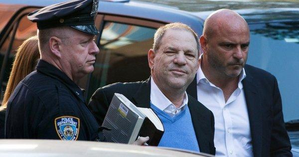 Harvey Weinstein é indiciado por acusações de estupro