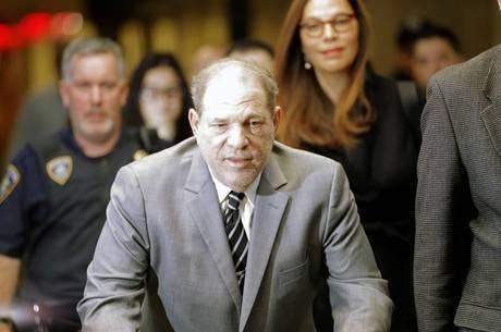 Weintein foi condenado por dois crimes