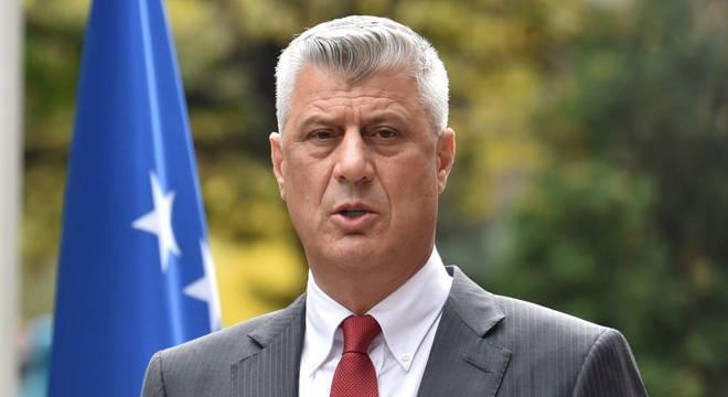Presidente do Kosovo é acusado de cometer crimes de guerra
