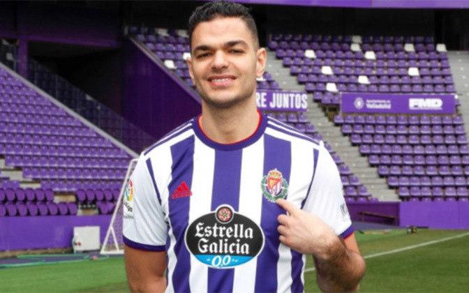 Hatem Bem Arfa (meia/33 anos) – Avaliado em 4 milhões de euros (cerca de 25 milhões de reais), o meia francês não renovou com o Real Valladolid e está sem clube desde agosto de 2020.