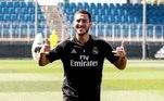 Hazard, Real Madrid