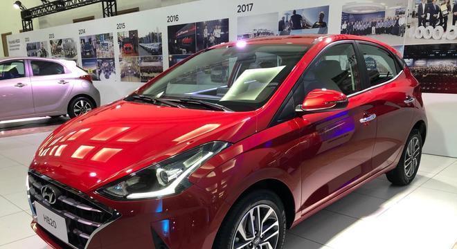 HB20 da Hyundai: maior prazo para agendar revisões como forma de reduzir impactos do COVID-19