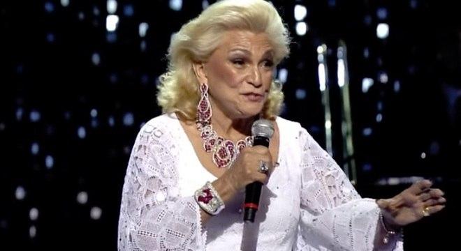 Além de apresentadora, Hebe Camargo era cantora e atriz