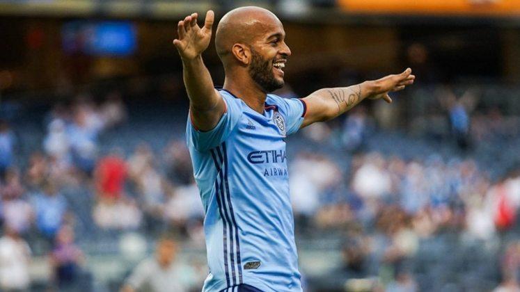 Héber (29 anos) - Clube: New York City FC- Posição: atacante - Valor de mercado: 3,8 milhões de dólares.