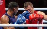 Hebert nocauteia ucraniano na final e leva o ouro no boxe até 75 kgVEJA MAIS