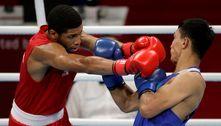 Hebert Sousa vence e garante mais uma medalha para o Brasil no boxe