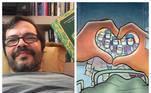 Heitor Martinez passou 13 dias hospitalizado na Clínica São Vicente, no Rio, lutando contra as complicações da doença. Ao R7, ele disse que teve medo ser intubado, o que não precisou. No último dia 12 de maio, o ator homenageou os enfermeiros que cuidaram dele, em post publicado no Instagram. 'Vocês são espetaculares!', disse