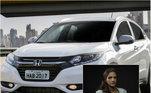 Entreos bens declarados de Marina Helou (Rede) aparece um automóvel Honda HRV2018 listado pelo valor de R$ 78.000