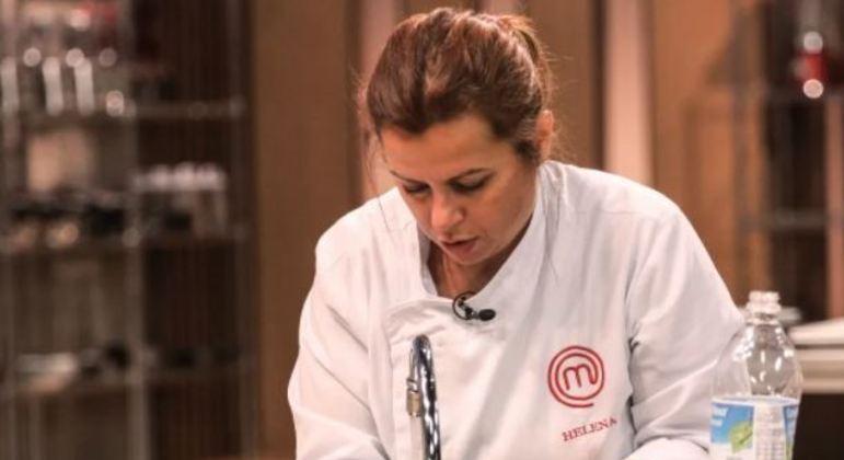 Helena Manosso, do 'MasterChef Brasil', morreu nesta terça-feira
