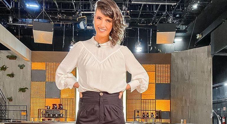 Chef Helena Rizzo é a nova integrante do MasterChef na Band