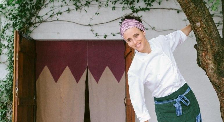 Chef Helena Rizzo é a substituta de Paola Carosella no MasterChef da Band