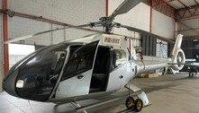 Helicóptero de André do Rap será usado pela polícia de São Paulo