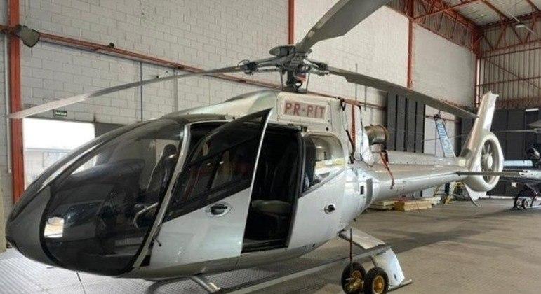 Aeronave de suposto líder do PCC é avaliada em R$ 8 milhões