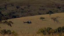 Caso Lázaro: carro fura bloqueio e polícia faz buscas com helicóptero