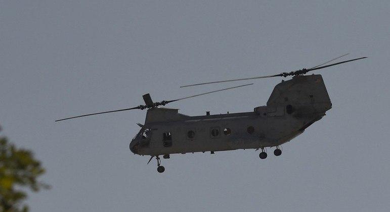 EUA vão controlar o tráfego aéreo em Cabul, no Afeganistão