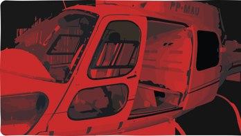 Piloto detalha 'voo da morte' e execução de líderes do PCC (Reprodução)