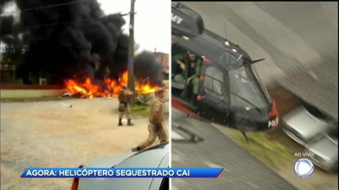 O helicóptero pertencia à empresa Avalon TaxiAéreo e não estava à serviço do parque no momento do acidente