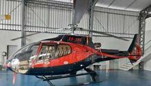 PCC tinha há 13 anos helicóptero usado para matar líderes da facção