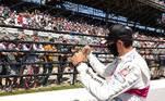 Com a vitória deste domingo, Helinho tem quatro vitórias na tradicional prova do automobilismo americano