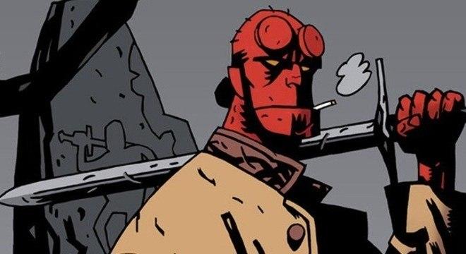 Hellboy Omnibus Volume 3. Caçada Selvagem (Português) Capa Comum – 17 abr 2020