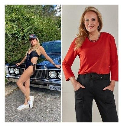 Aos 75 anos e com quatro filhos criados, Helô Pinheiro segue como um exemplo de beleza, charme e estilo. A eterna Garota de Ipanema surpreendeu seus fãs ao compartilhar em seu Instagram fotos em que aparece vestindo um maiô preto decotado, fazendo pose na frente de um carro Landau. Bem-humorada, ela ainda fez piada ao se comparar com Angélica e Anitta: