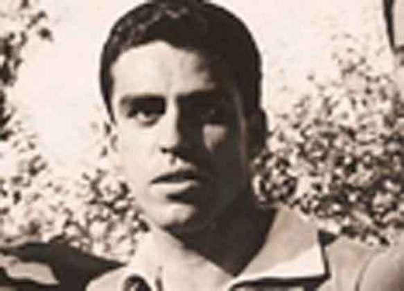 Helsinque, Finlândia - 1952 - Carlos Alberto (goleiro).