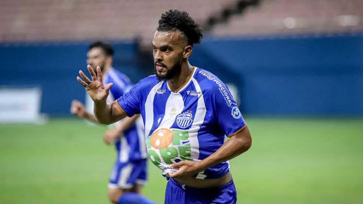 Hemerson - 4 gols - São Raimundo-AM - Campeonato Amazonense