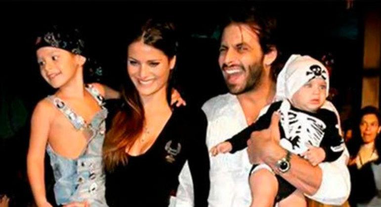 Henri e Isabeli estiveram juntos de 2005 a 2007. Do relacionamento foi gerado Lucas.