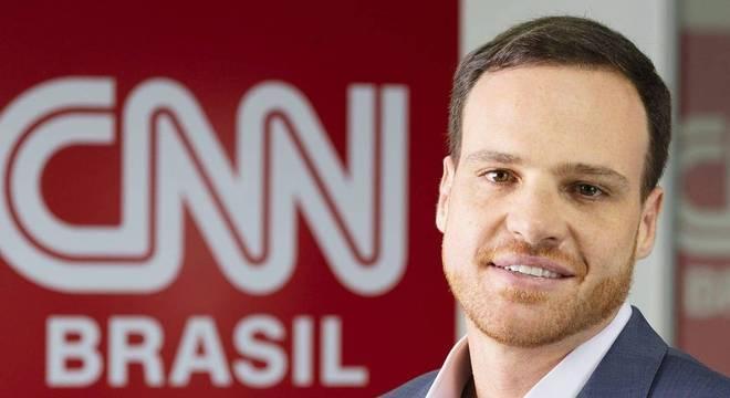 Henri Karam deixa a CNN Brasil