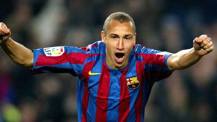 Henrik Larsson, vencedor da Champions League com o Barcelona, disputou uma partida ao lado do filho, Jordan Larsson, no Hogaborgs, da quarta divisão sueca.