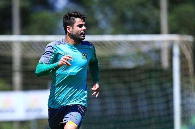 Henrique Almeida - 29 anos - Atacante - Último clube: Goiás - Sem clube desde: 01/01/2021