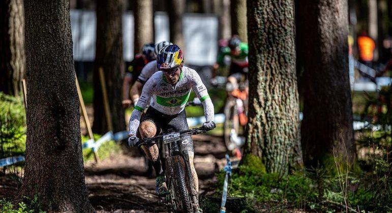 Campeão mundial em 2018, Henrique Avancini é favorito no mountain bike em Tóquio 2020