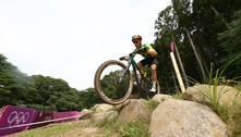 Henrique Avancini é o 13º na final do ciclismo mountain bike