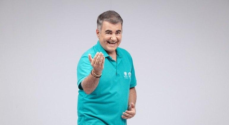 O apresentador Henrique Chaves vai comandar o Record TV nas Cidades