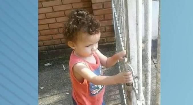 Corpo do menino foi encontrado na manhã desta segunda-feira